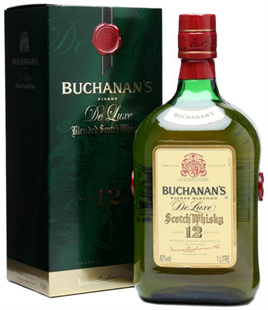 Buchanans Scotch Deluxe 12 Year